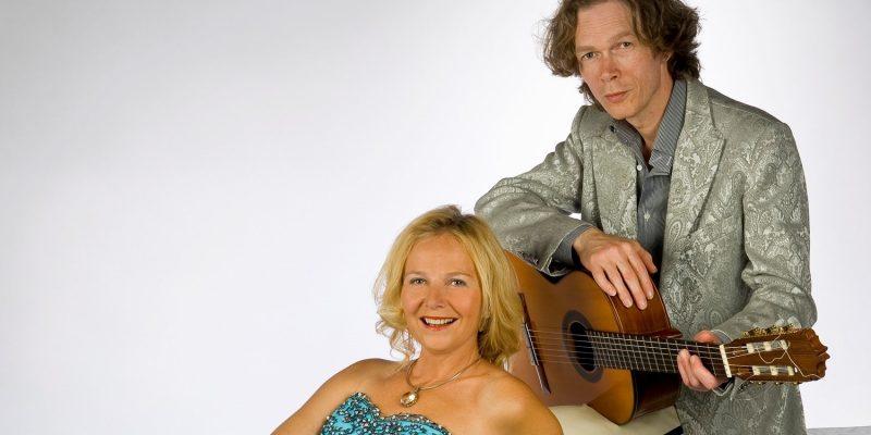 Concert vrijdag 26 oktober Sopraan Karin ten Cate en gitarist Paul Pleijsier